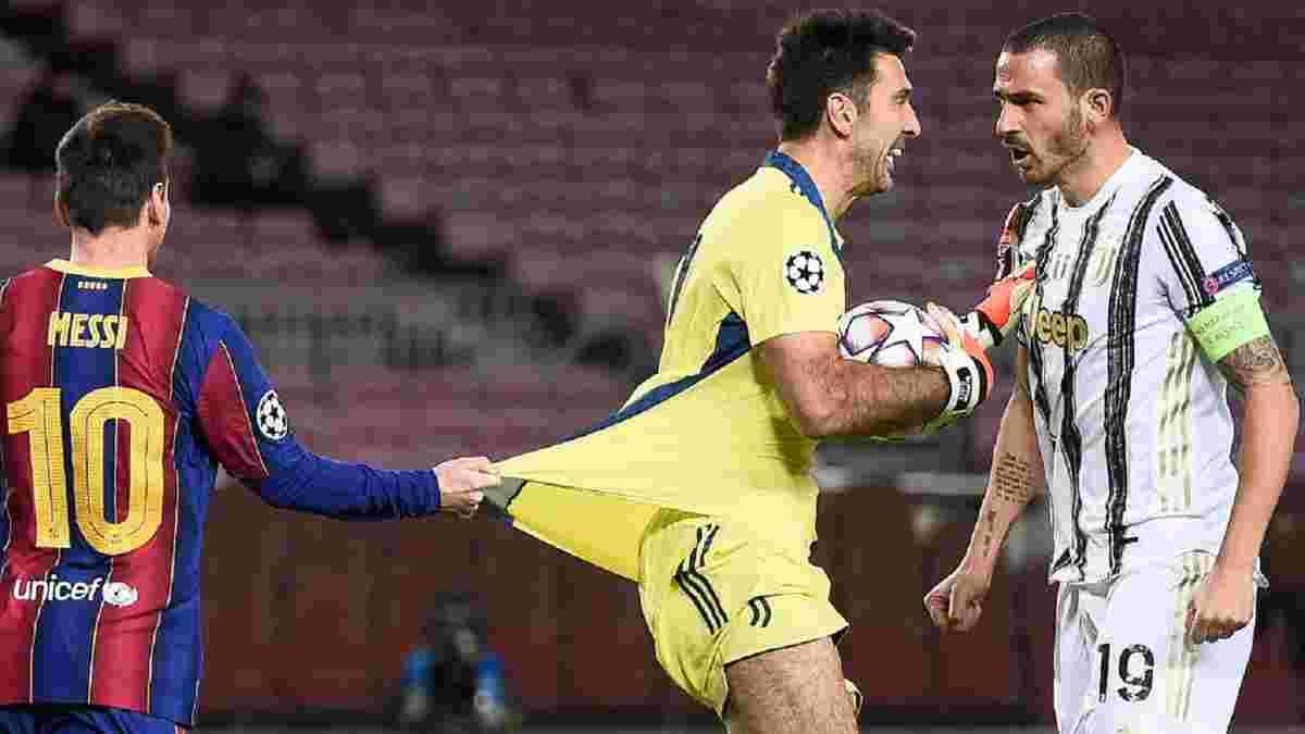 Буффон объяснил свой отказ Барселоне