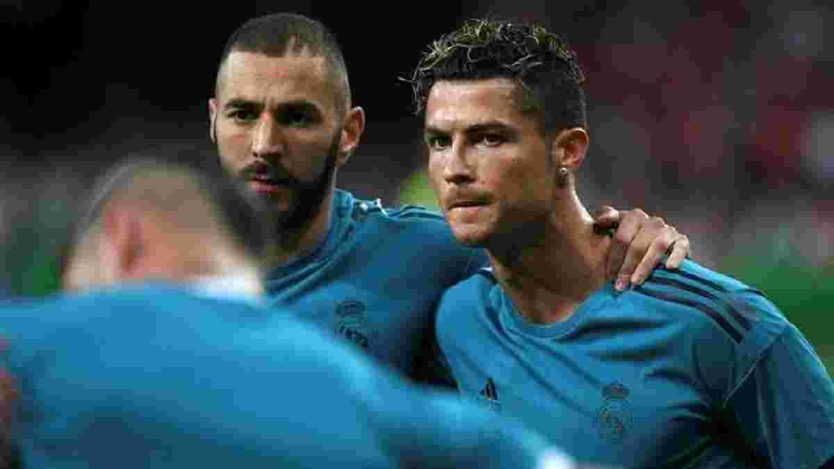 Португалия – Франция: Роналду поздравил Бензема с забитым голом в ворота действующего чемпиона Евро