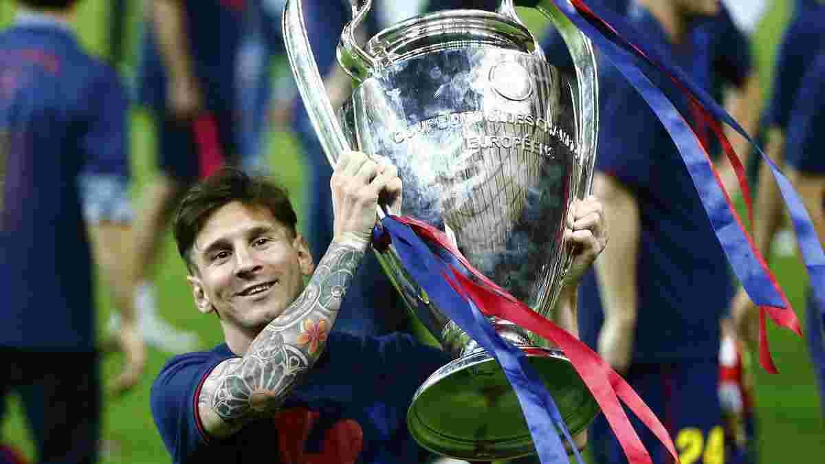 Месси исполнилось 34 года – Барселона поздравила своего лидера видео с лучшими голами форварда