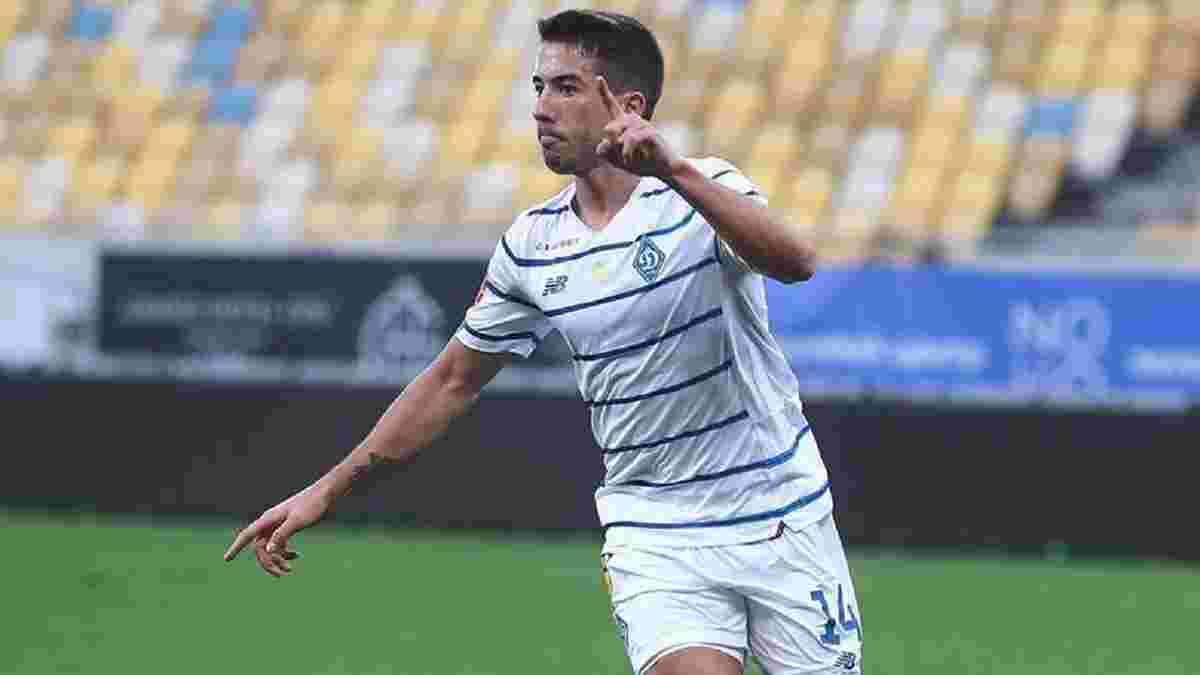 Де Пена оказался на радарах двух клубов Серии А – Динамо будет иметь слабую позицию во время переговоров