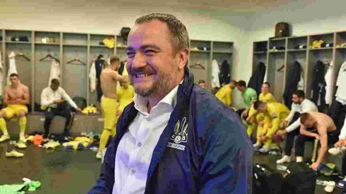 """""""Це найдорожча збірна в історії України"""", – Павелко розповів, куди підуть кошти від УЄФА за Євро-2020"""