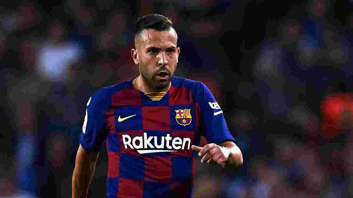 """Барселона прагне обміняти Альбу на чемпіона Італії – """"блаугранас"""" мають мотив"""