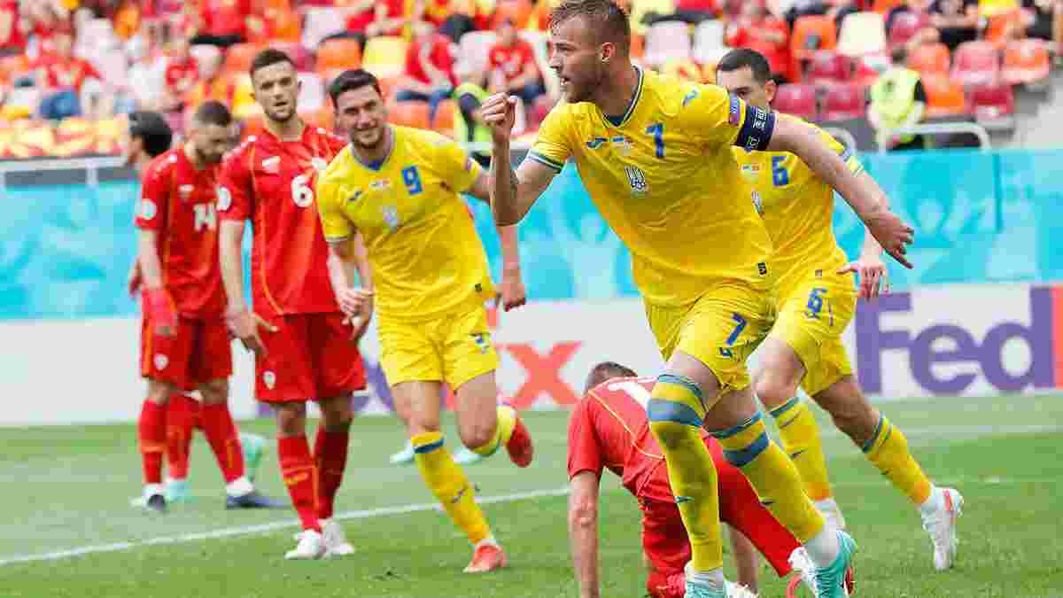 Швеция – Украина: прогноз на матч 1/8 финала Евро-2020
