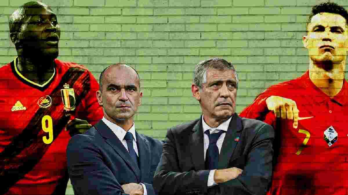 Бельгия – Португалия: онлайн-трансляция матча 1/8 финала Евро-2020