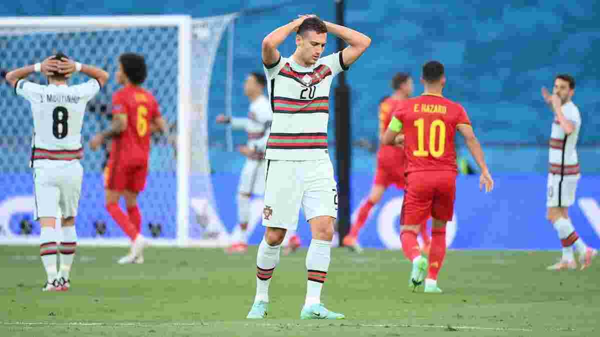 Бельгія – Португалія – 1:0 – відео гола та огляд матчу