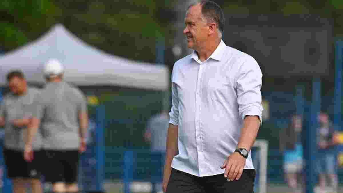 Дулуб офіційно покинув Крумкачи – екс-тренер Карпат не пропрацював у білоруському клубі і півроку
