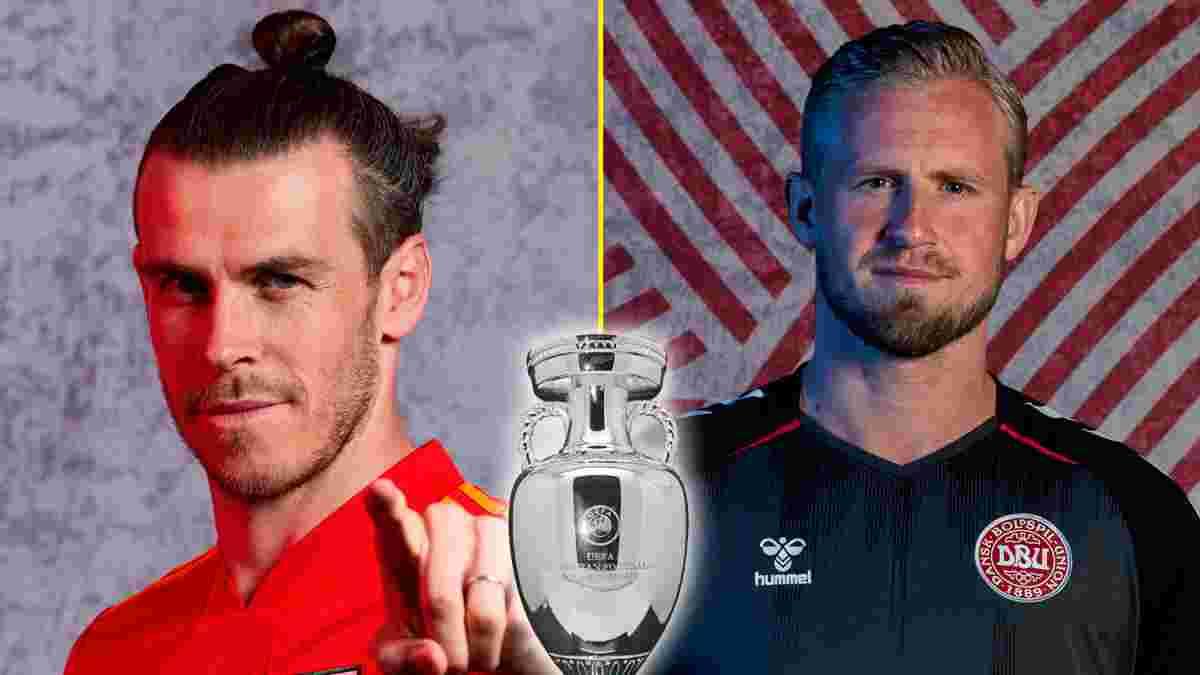 Уельс – Данія: онлайн-трансляція матчу 1/8 фіналу Євро-2020