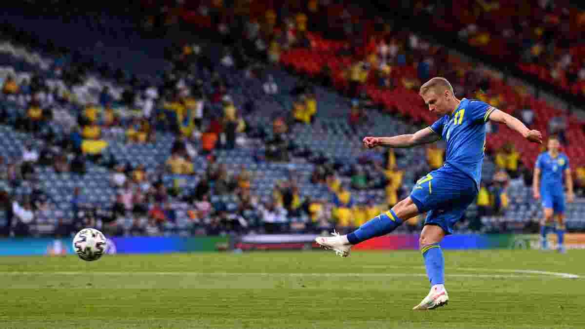 Швеція – Україна – 1:2 – відео голів та огляд матчу