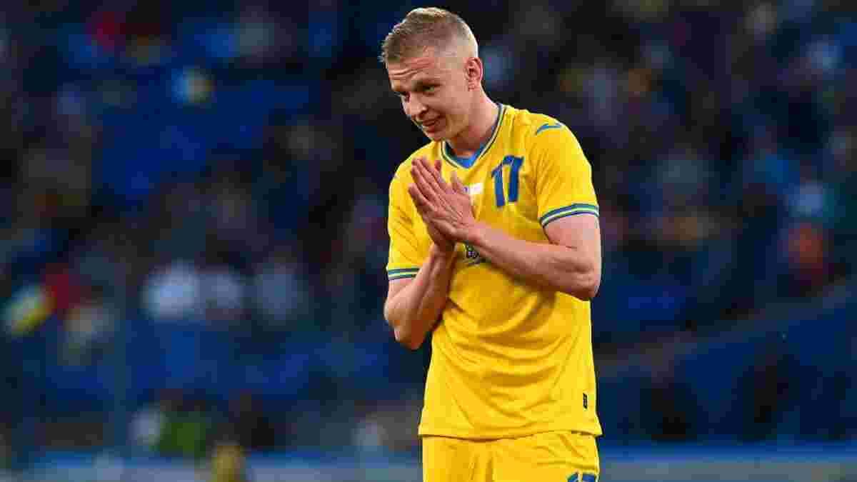 Зинченко стал вторым по количеству отборов на групповом этапе Евро-2020 – украинца опередил португалец из АПЛ