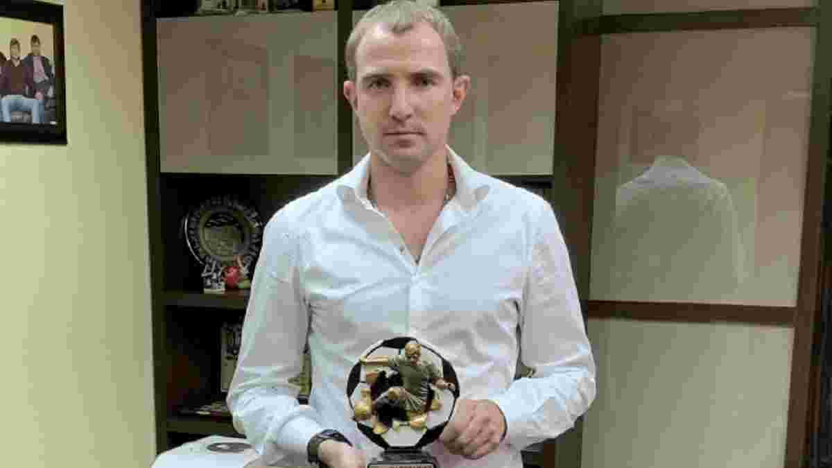 Кучер визнаний найкращим тренером Другої ліги сезону 2020/21