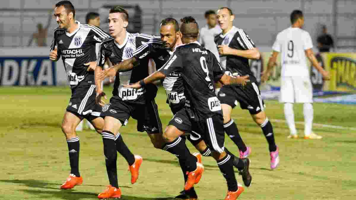 Бразильський клуб запросив священика через провальний старт сезону