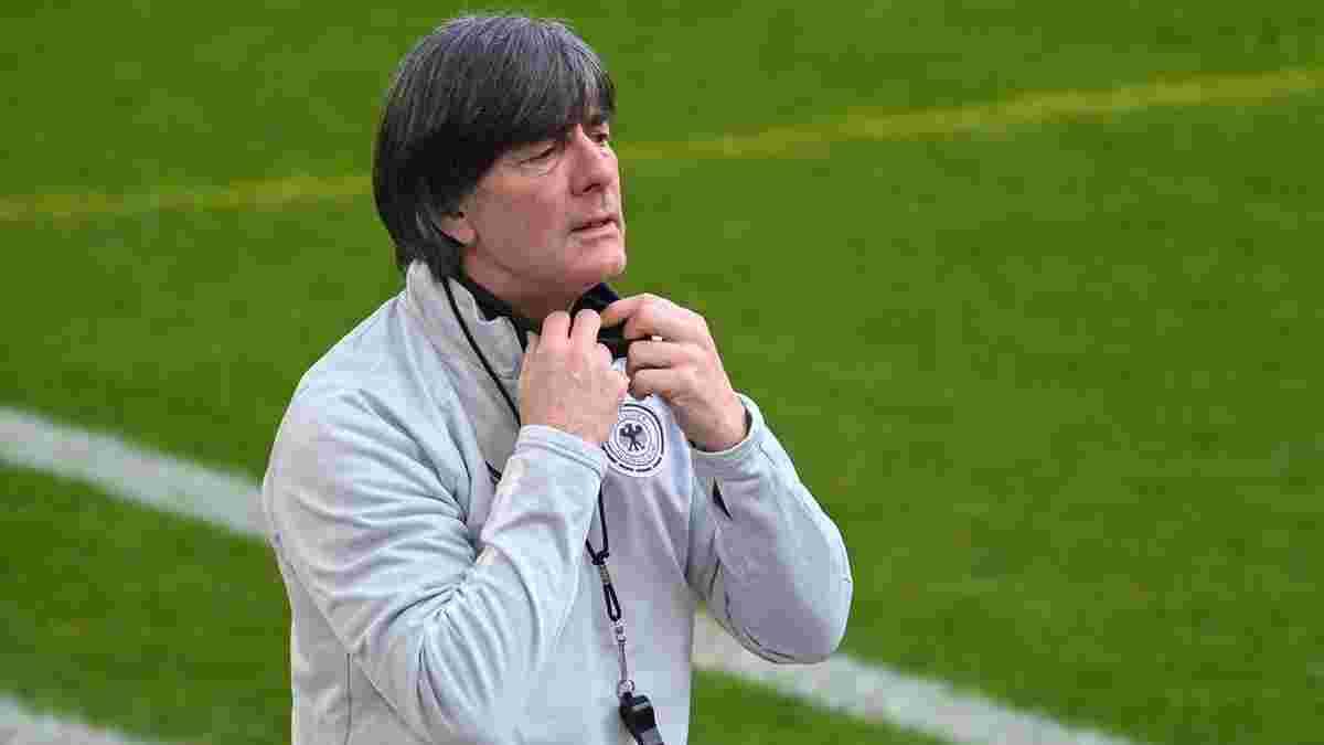 Англия – Германия: команде Лёва запретили тренироваться на Уэмбли перед 1/8 финала Евро