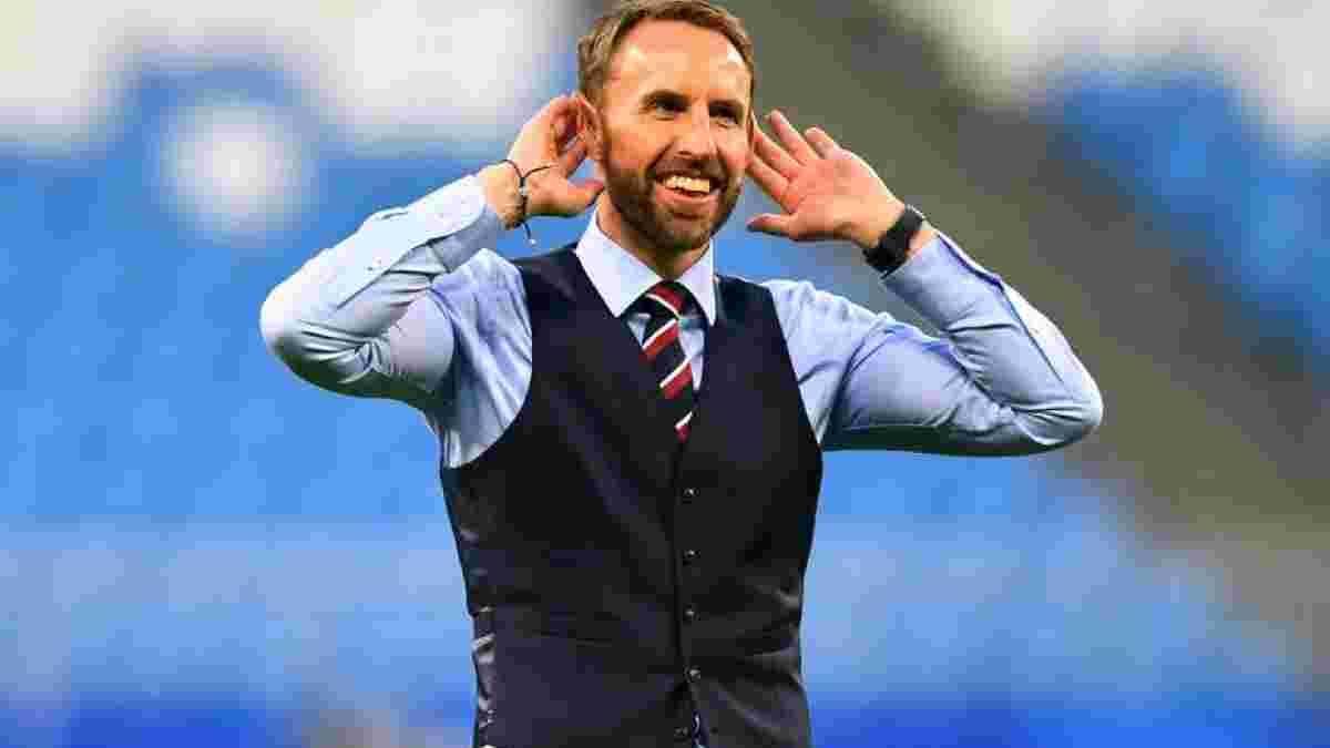 Англия – Германия: Саутгейт подчеркнул историчность поединка плей-офф Евро-2020