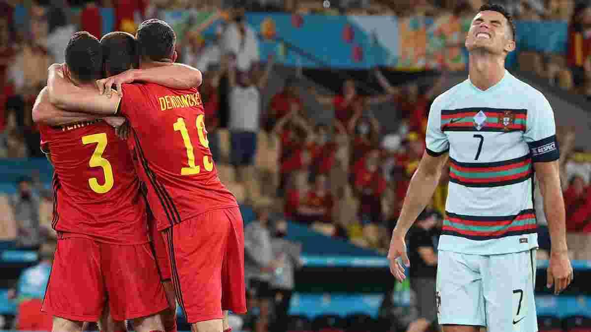 У Роналду викрали чемпіонський автобус: португальці займаються окозамилюванням, а Італія потирає руки