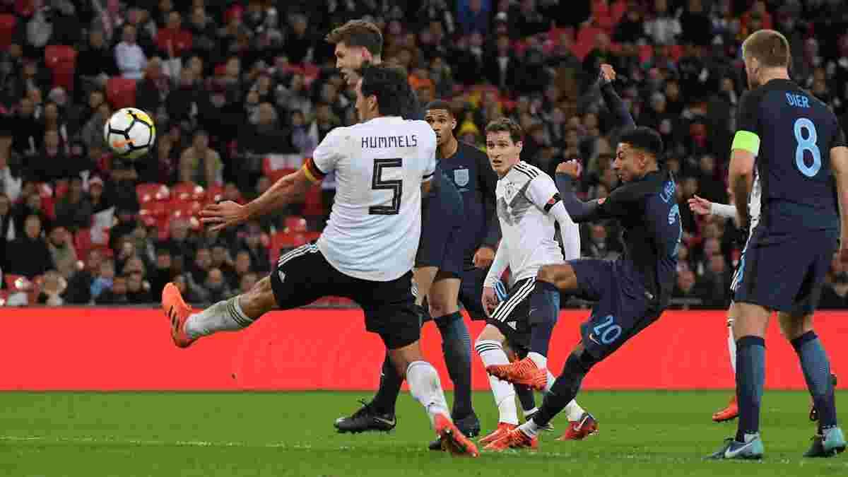 Англия – Германия: онлайн-трансляция матча 1/8 финала Евро-2020