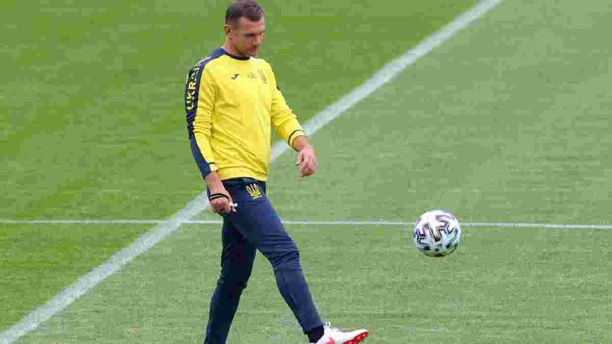 Швеция – Украина Берг не считает свою команду фаворитом, а Шевченко получил отдельную порцию комплиментов