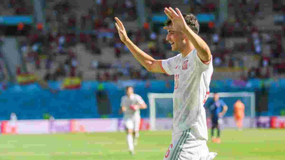 Хорватия – Испания: Педри побил рекорд Руни на Евро