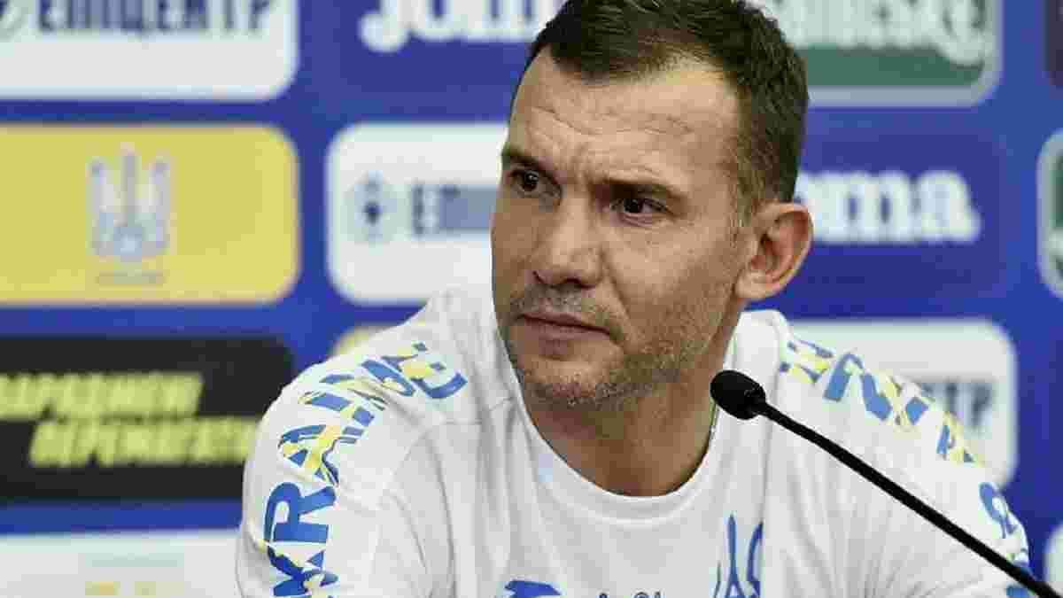 Швеция – Украина: предматчевая пресс-конференция Андрея Шевченко – тренер ответил на ключевые вопросы