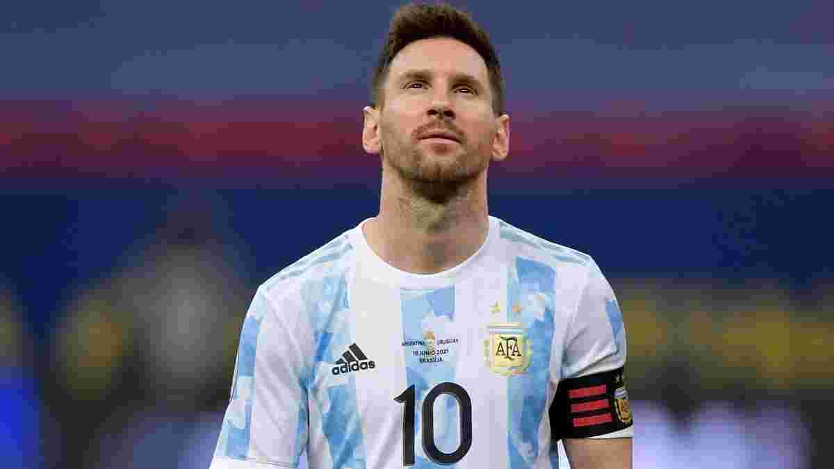 Мессі став абсолютним рекордсменом збірної Аргентини