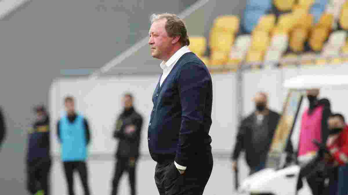 Шаран категорично висловився щодо продовження тренерської кар'єри