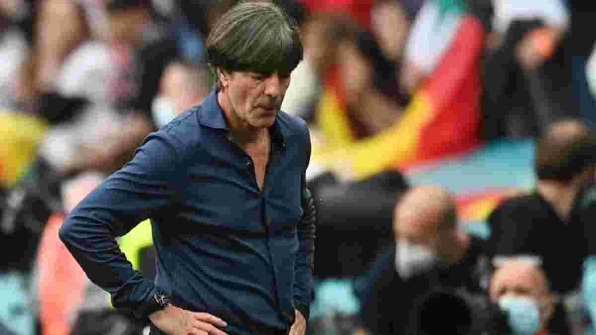 Англия – Германия: Лёв – о нереализованных моментах подопечных, главных разочарованиях и ужасном вылете из Евро-2020