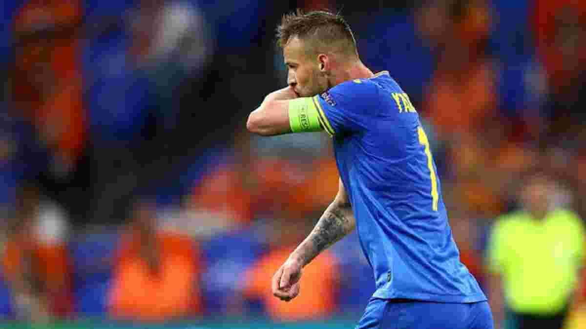 Швеція – Україна: Ярмоленко зрівнявся з Шевченком за результативністю на чемпіонатах Європи та світу