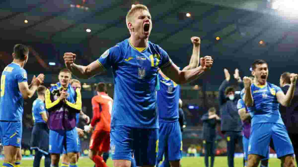 Швеція – Україна: Зінченко відзначився благородним вчинком після історичного виходу у чвертьфінал Євро-2020