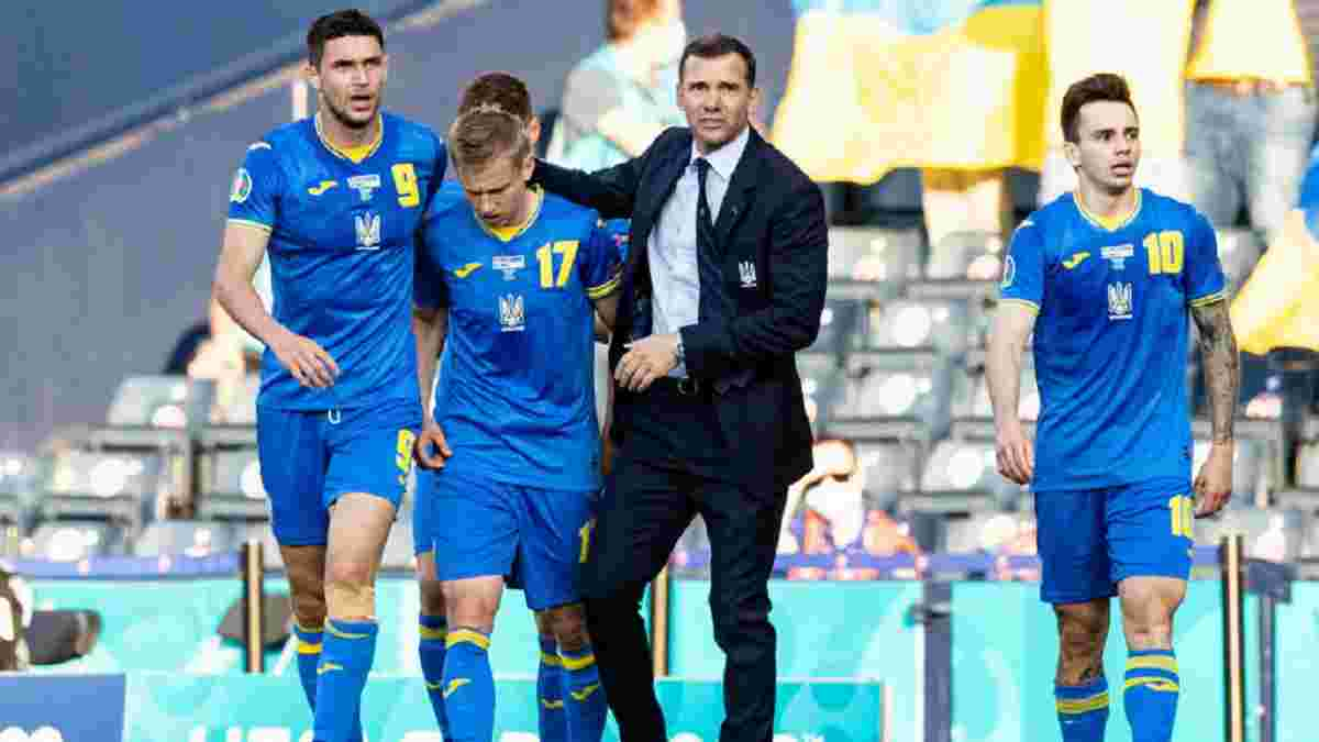 Сын Шевченко не сдержал слез после триумфа Украины в 1/8 Евро – незабываемые фото в компании Зинченко, брата и друзей