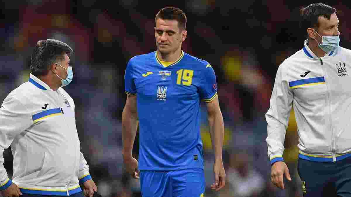 Травма Беседина: Динамо сообщило ужасные результаты обследования и сроки восстановления форварда сборной Украины