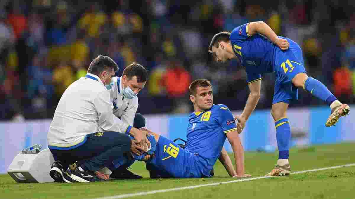 Швеция – Украина: Суркис отреагировал на ужасную травму Беседина – форвард заручился поддержкой президента Динамо