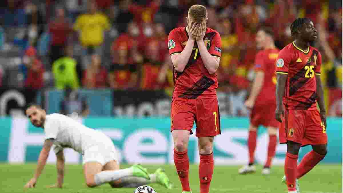 Ця Бельгія вже зламалася – несіть нову, або Чому Мартінес не витримав лівого хука Манчіні