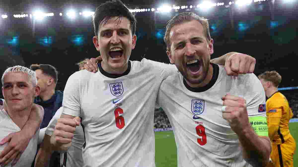Головні новини 7 липня: Англія у фіналі Євро, українці стартували в Лізі чемпіонів, перемога Динамо, бомба від ПСЖ