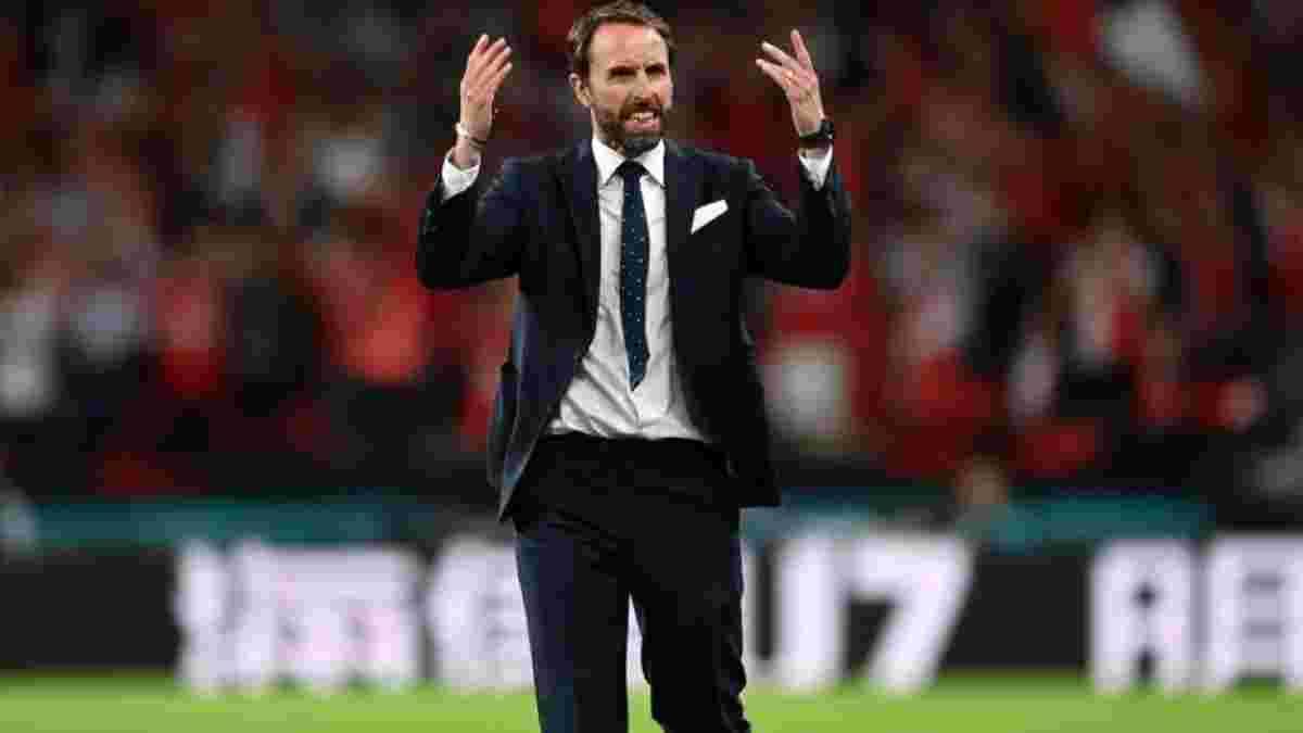 Англия – Дания: Саутгейт убежден в справедливости решающего пенальти, который позволил выйти в финал Евро-2020