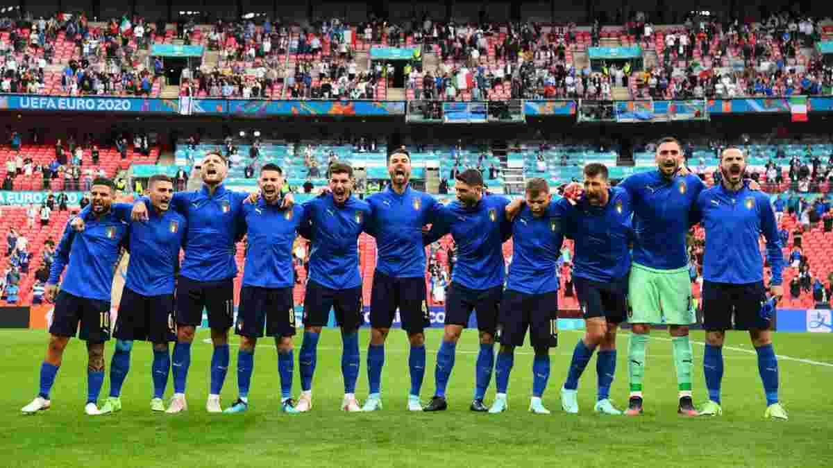 Италия получит важную поддержку в финале Евро – талисман, которого не хватило в Украине