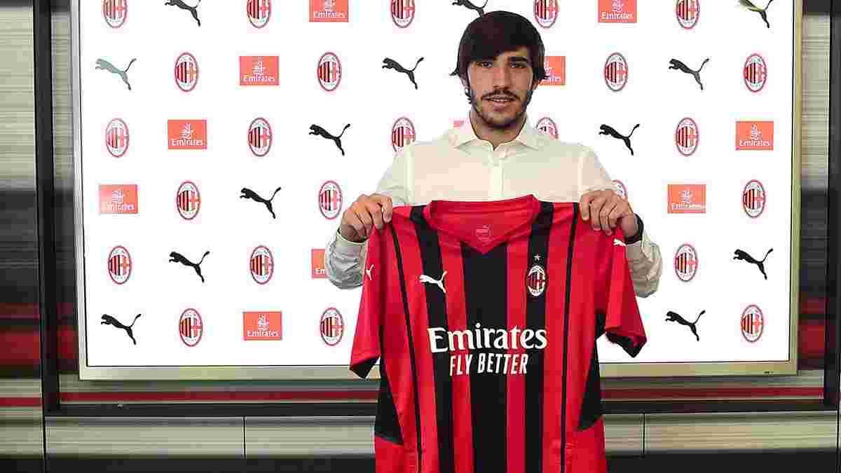 Тоналі став повноцінним гравцем Мілана
