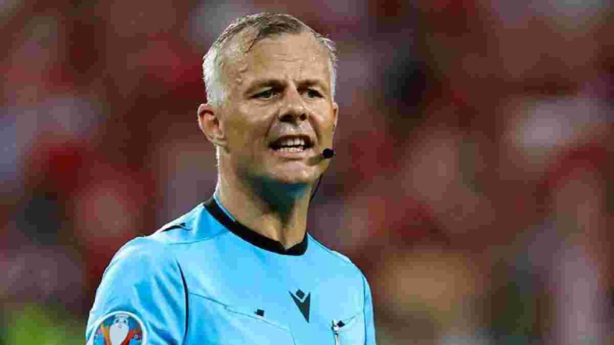 Италия – Англия: УЕФА назначил арбитров на финал Евро-2020 – есть след полуфинального скандала