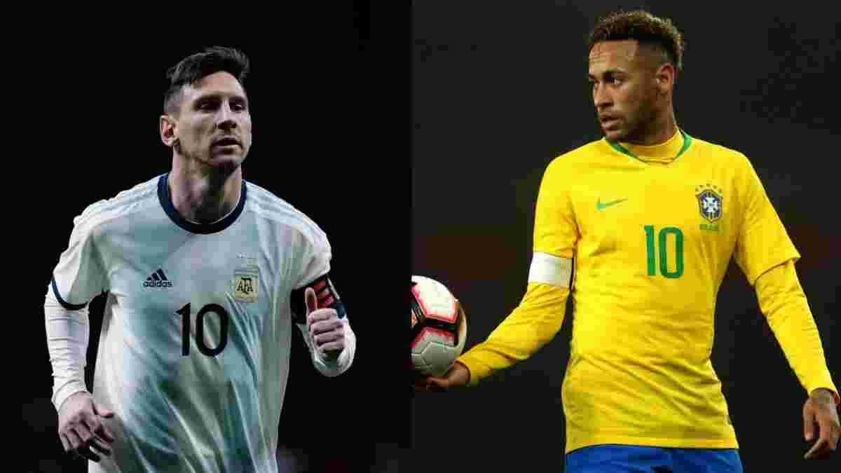 Аргентина – Бразилія: прогноз на фінал Копа Амеріка-2021