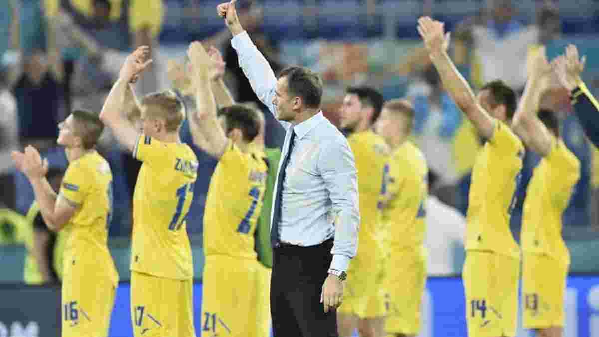 Федецкий: Сборная Украины не заслуживала такого окончания Евро