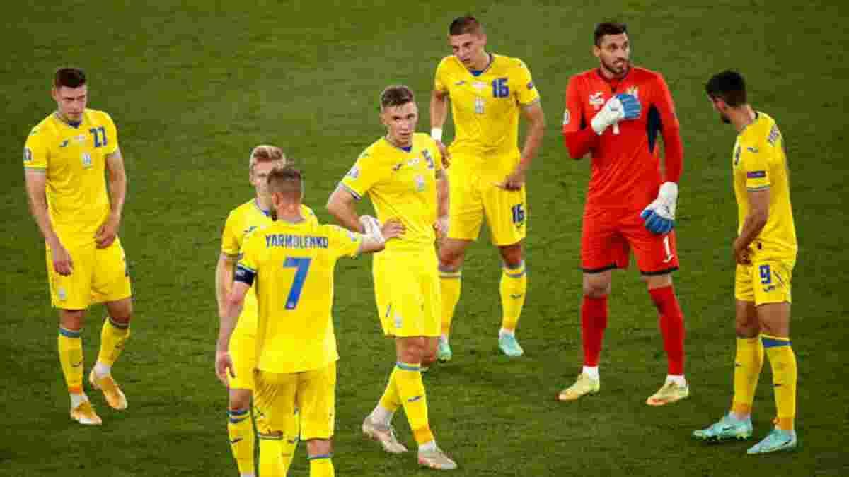 Четверо гравців збірної України потрапили у символічну збірну відкриттів Євро-2020