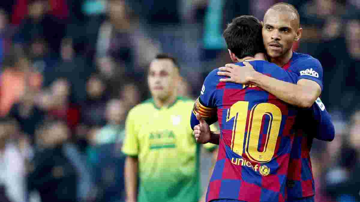 Два игрока Барселоны оказались в списке богачей Forbes – у Месси сенсационный компаньон