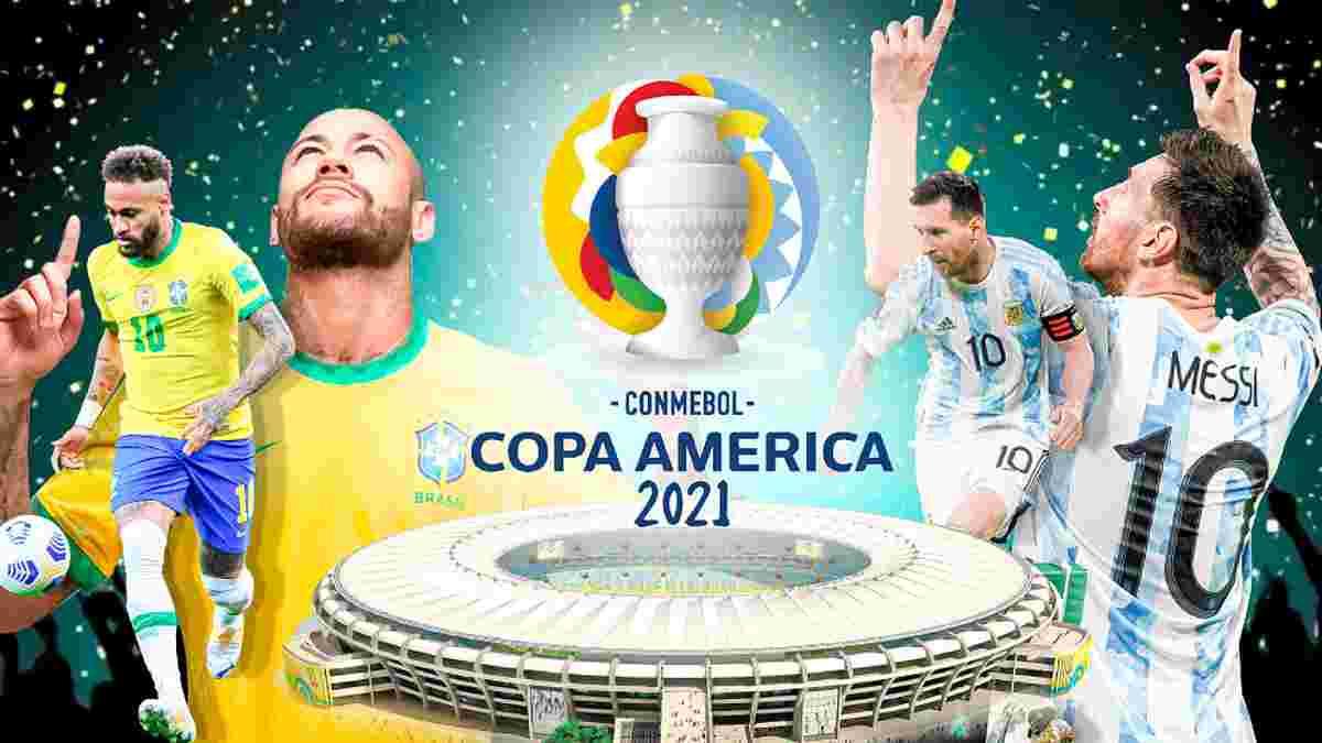 Аргентина – Бразилія: анонс фіналу Копа Амеріка 2021