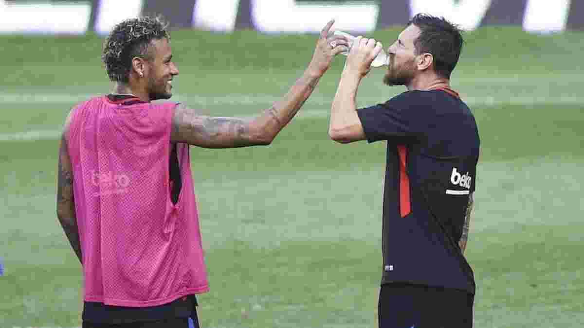 Аргентина – Бразилія: Неймар пожертвує дружбою з Мессі перед фіналом Копа Амеріка