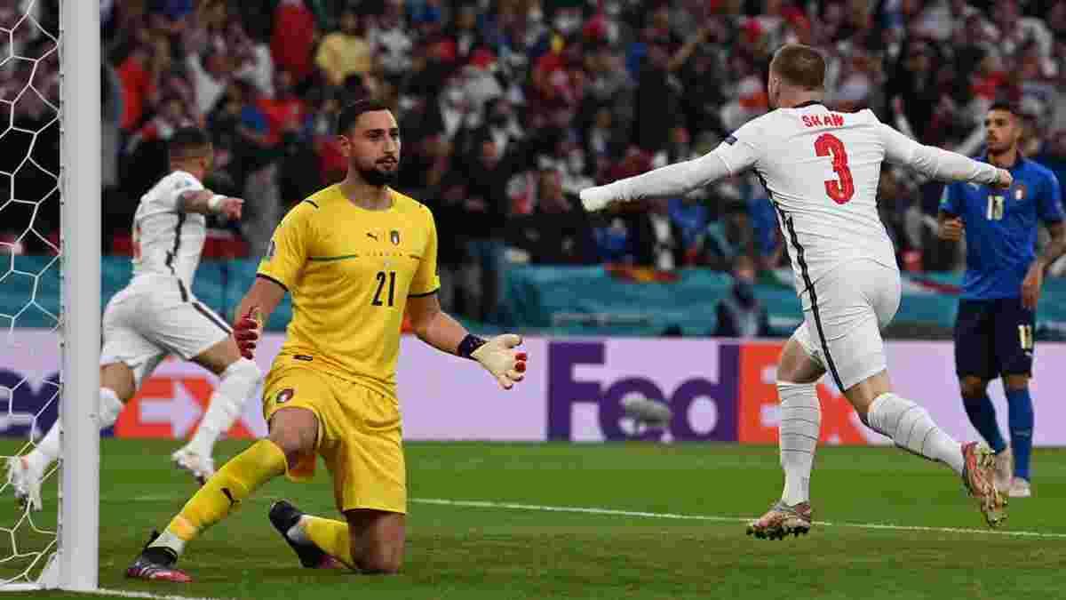 Италия – Англия: онлайн-трансляция финала Евро-2020