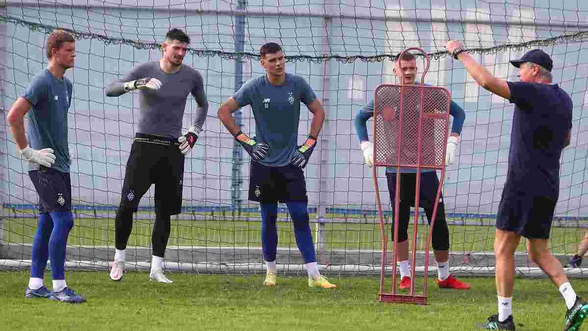 Динамо планує продовжити літні збори та додати ще один спаринг перед стартом в УПЛ, – джерело