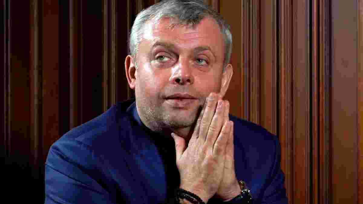 Рух размышляет насчет снятия с чемпионата Украины, – журналист