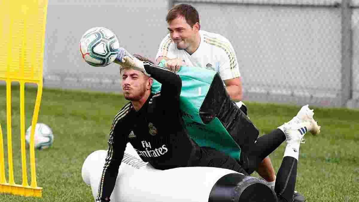 Реал відпустив Альтубе – Лунін позбувся потенційного конкурента