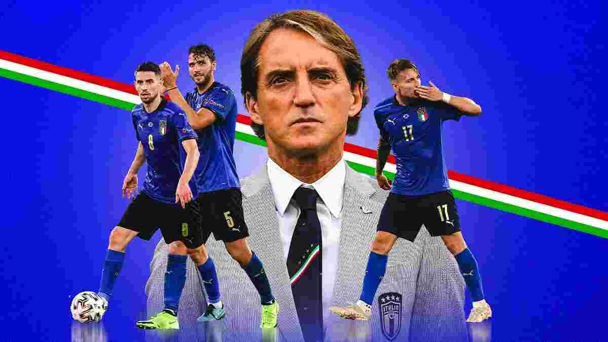 Англія не готова – Манчіні розіб'є план Саутгейта, К'єлліні знищить харизмою, або Чому Італія виграє фінал Євро-2020