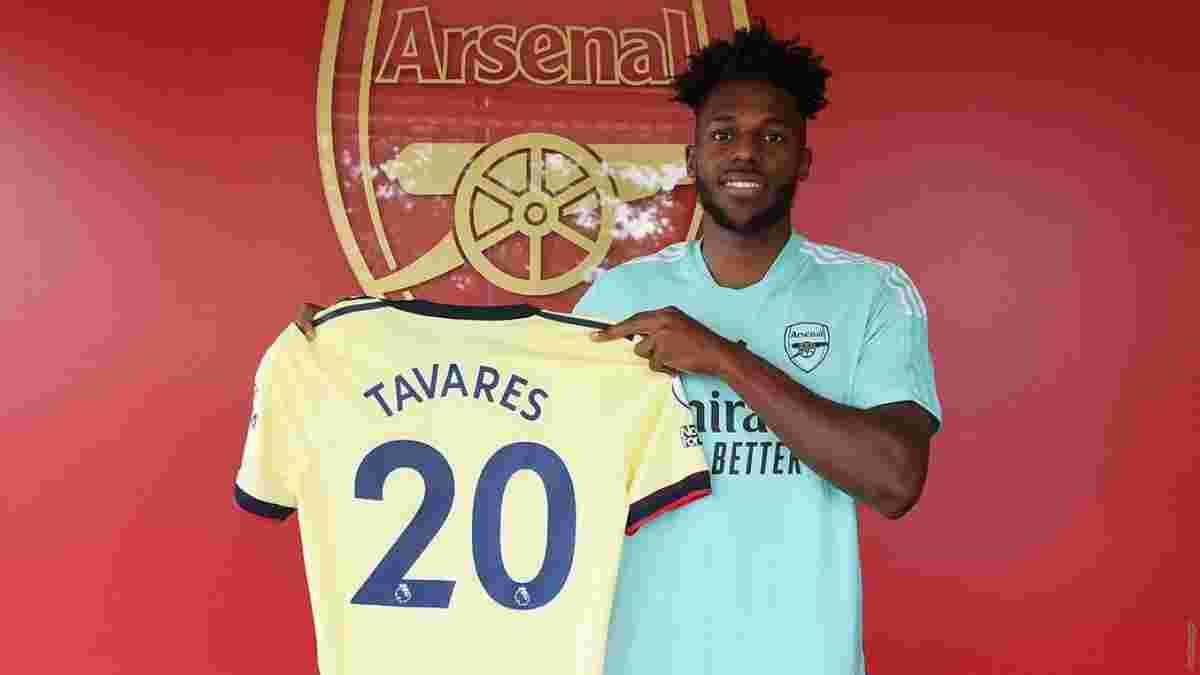 Арсенал объявил о трансфере первого летнего новичка