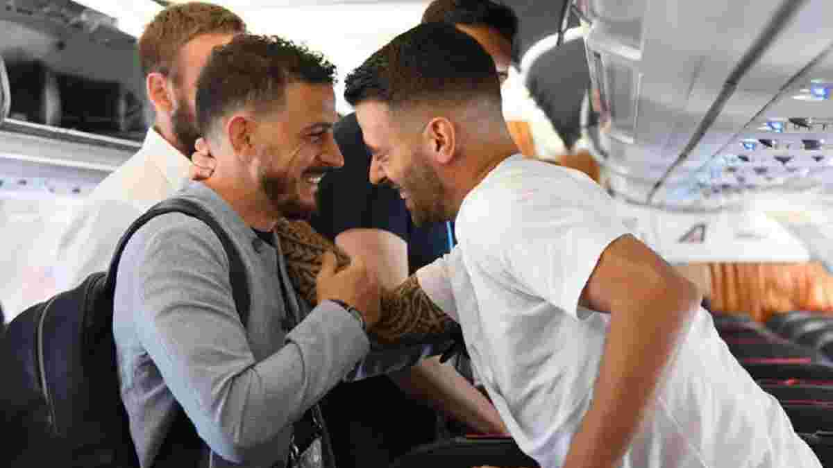 """Італія – Англія: Спінаццола після операції поїхав на фінал та оцінив шанси """"Скуадри адзурри"""" на тріумф"""