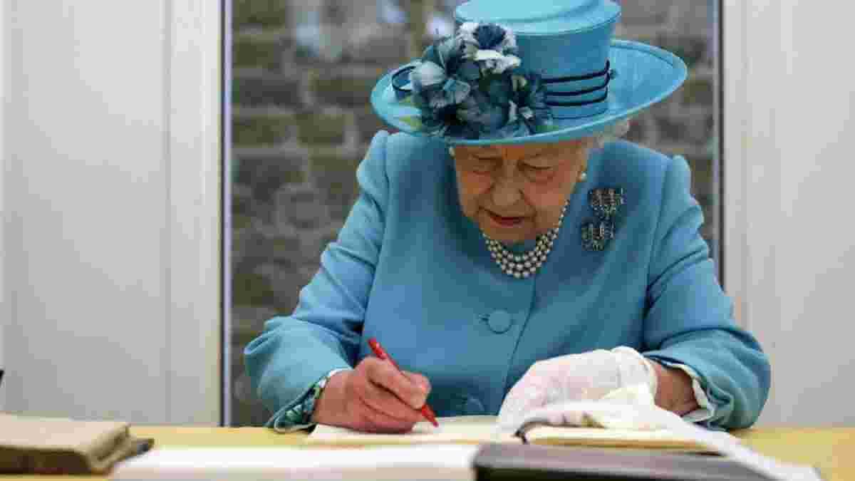 Італія – Англія: Єлизавета II надіслала надихаючого листа команді Саутгейта